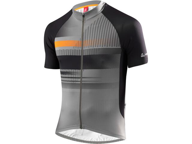 Löffler Track Bike Jersey Full-Zip Men olive